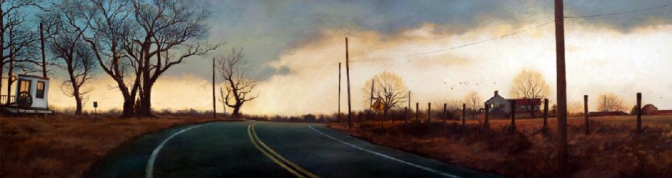 "Samuel Donovan, ""Goforth's Collection"" Oil on Linen, 72"" x 20"""